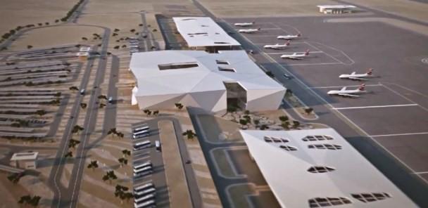 נמל התעופה תמנע